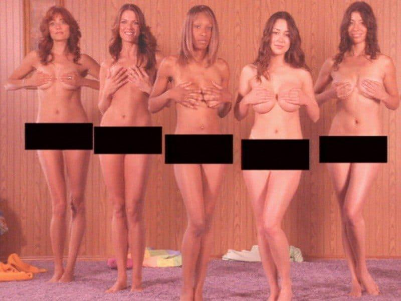 Quelques amatrices nues a la salle de sport - tukifcom