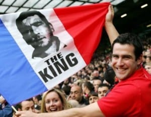 Cantona, le king d'Old Trafford et ses Red Devils