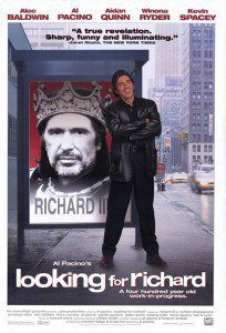 Looking for Richard, Al Pacino