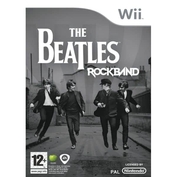 The Beatles : Rock Band - Nintendo Wii
