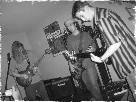 acouphene, le groupe de rock