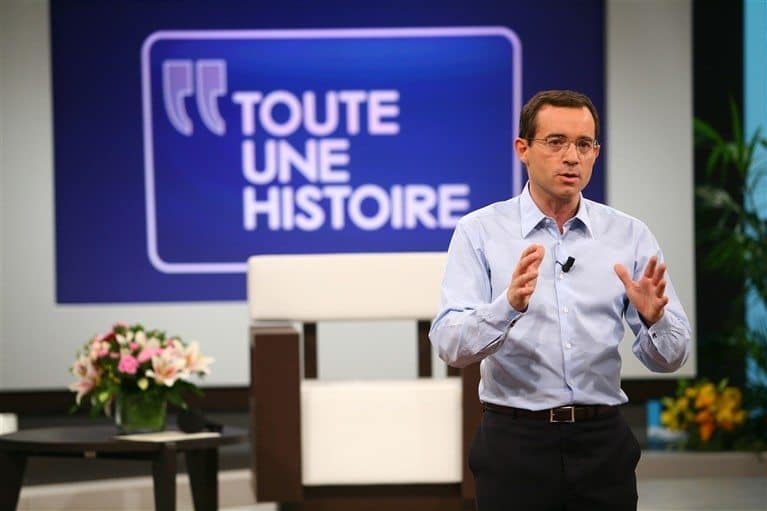 Toute une histoire - France 2