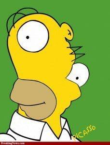 Homer Simpson a des acouphènes