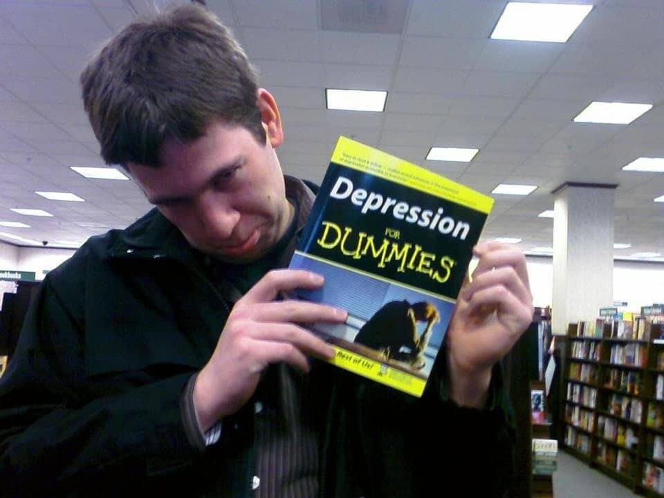 Comment aider un dépressif ? La dépression pour les nuls