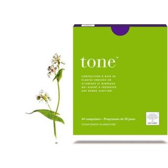 Tone Vitalco complément alimentaire contre les acouphènes