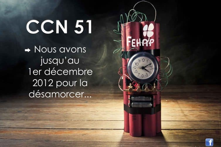 Fin de la Convention CCN 51 : aidez la CFE-CGC