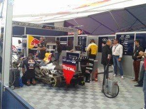 Des bouchons d'oreille sur le circuit Paul Ricard du Castellet