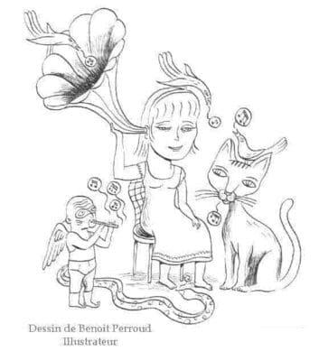 acouphene illustration