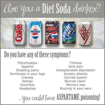 aspartame acouphene