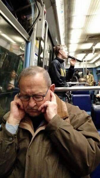 hyperacousie metro